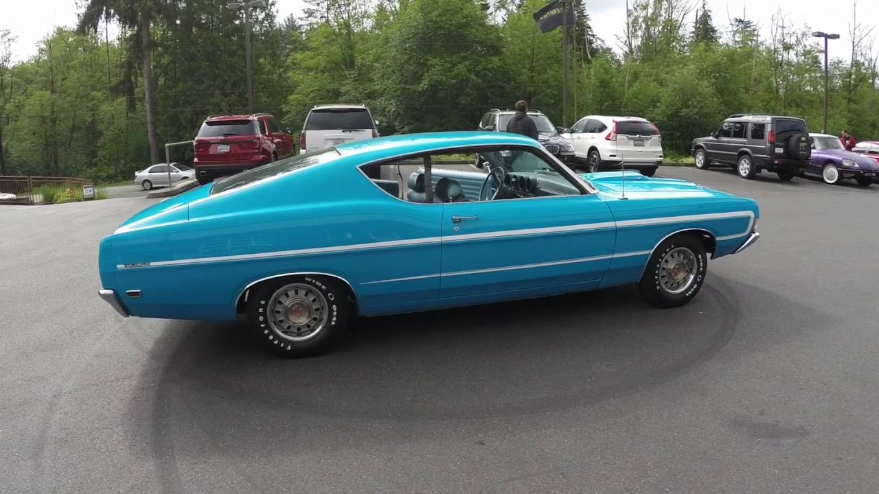1969 ford torino gt richard petty edition for sale