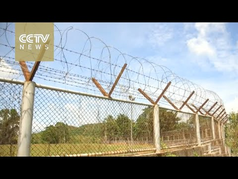 Thailand, Malaysia consider border wall to boost security