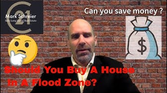 Should You Buy A House In A Flood Zone?