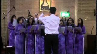 Xin Sai Thánh Thần Tới (Ngọc Linh) - Ca đoàn Ngôi Ba