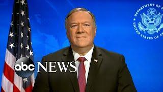 China's coronavirus response was a 'classic communist disinformation effort': Pompeo   ABC News
