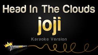 joji head in the clouds karaoke version