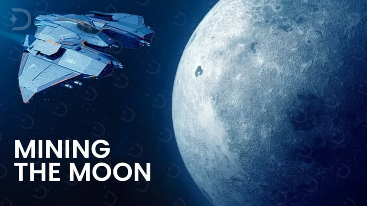 USA's Crazy Plan to Mine the #Moon In 5 Years