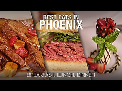 The Best Eats in Phoenix with Beau MacMillan