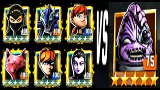 Черепашки-Ниндзя Легенды - испытание ДЕВИЧЬЯ СИЛА (мобильная игра) TMNT Legends
