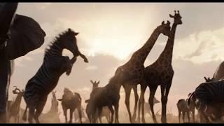 Король Лев - Казахский трейлер (дублированный) 1080p