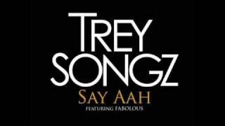 Say Aah Instrumental W/ Hook - Trey Songz