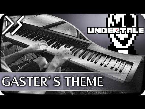 "Undertale - ""Gaster's Theme"" [Advanced Piano Cover]    DS Music"