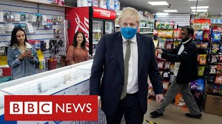 Tighter rules on face coverings likely says Boris Johnson- BBC News