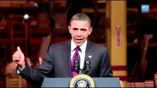 Komunitas Online Indonesia - Obama Sings Pokemon Theme Song