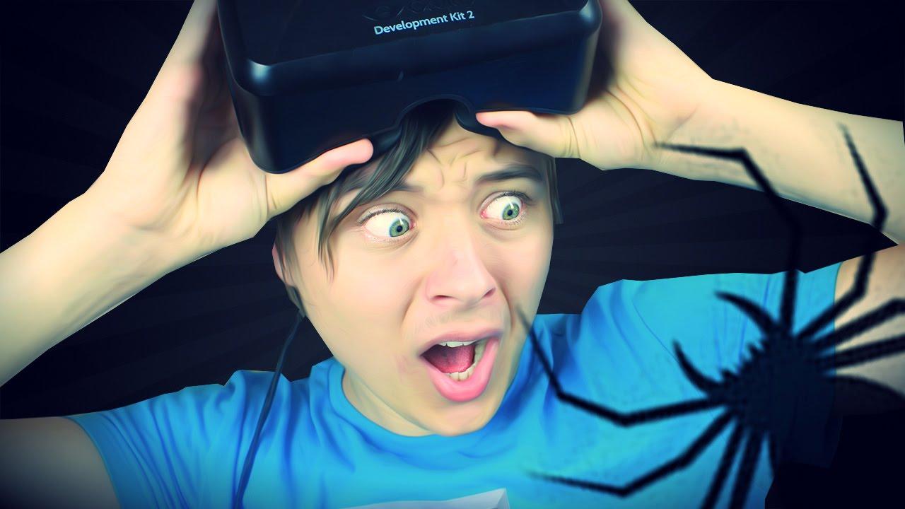 Don t let go oculus rift dk2 youtube