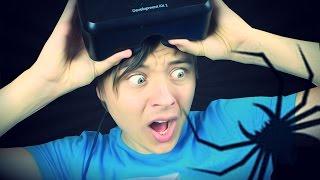 ДОВЕЛА ДО СЛЕЗ Don t Let Go Oculus Rift DK2