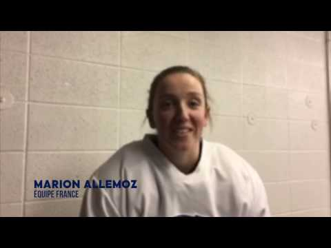 Entrevue avec Marion Allemoz! / Marion Allemoz Interview!
