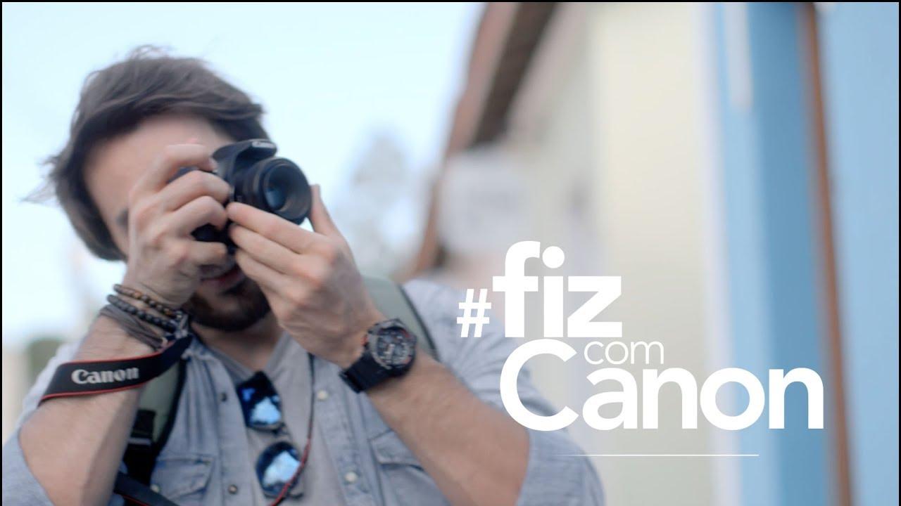 Lentes para fotografar viagens - Viagem | #FizComCanon