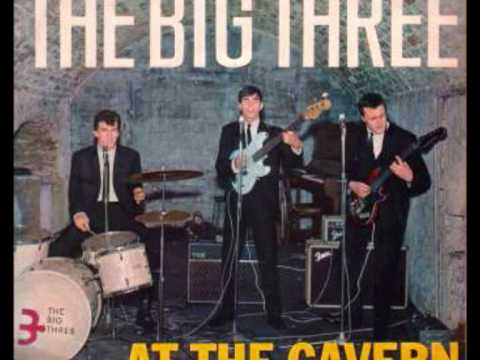 The Big Three - What'd I Say (live at The Cavern) - 1963