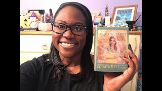 The Akashic Tarot Unboxing & First Impressions | Deck Reviews