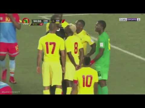 Musa Traore - Partido clasificación  Mundial 18 / Congo-Guinea thumbnail