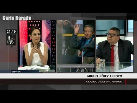 """Miguel Pérez Arroyo: """"Todo indulto es político y estaré en la audiencia de la Corte IDH"""""""