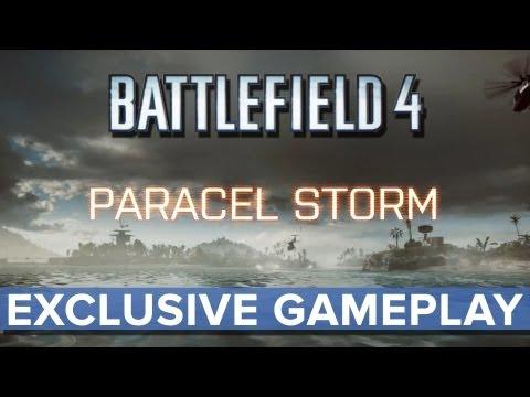 Battlefield 4 - EXCLUSIVE Paracel Storm Gameplay - Eurogamer