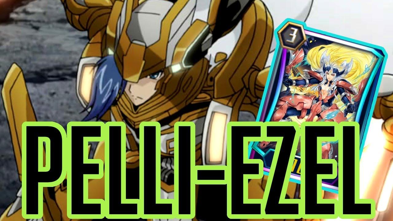 PELLI-EZEL (EZELNORE?) / Deck Profile and Games / Gold Paladin / CARDFIGHT VANGUARD ZERO