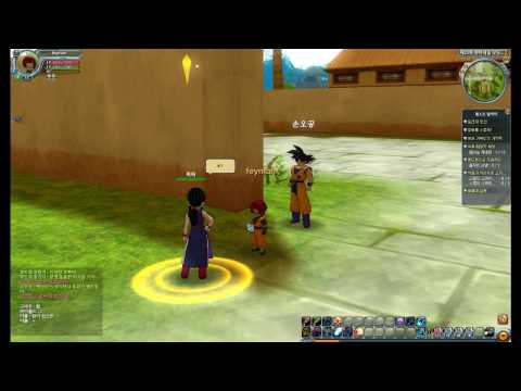 Dragonball Online , Gameplay Video 3rd CB Time Quest World Martial Arts Tournament