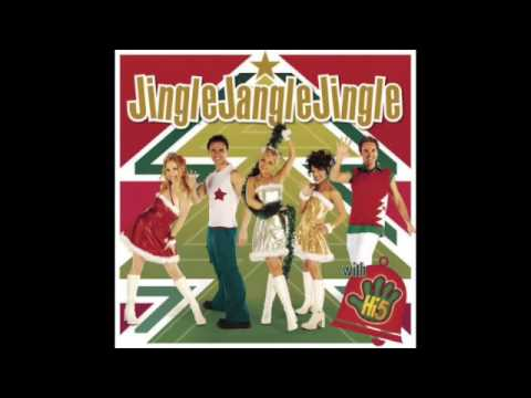 Hi-5 Xmas 2: 1 Jingle Jangle Jingle (Soundtrack)