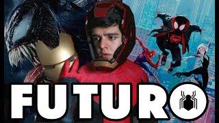 EL FUTURO DE SPIDERMAN EN EL CINE / NAVY