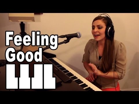 Feeling Good - Nina Simone, Michael Buble - Cover by Missy Lynn