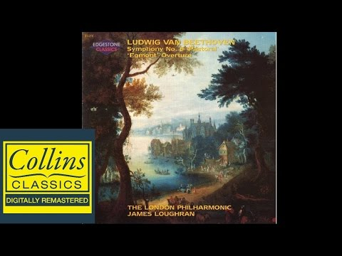 "(FULL) Beethoven Symphony No.6 ""Pastorale"" And Egmont Overture Op.68 - London Philarmonic Orchestra"