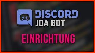 [OUTDATED] JDA Discord Bot Programmieren 🔹 #01 - Einrichtung 🔹 Tutorial Deutsch (Java/JDA)