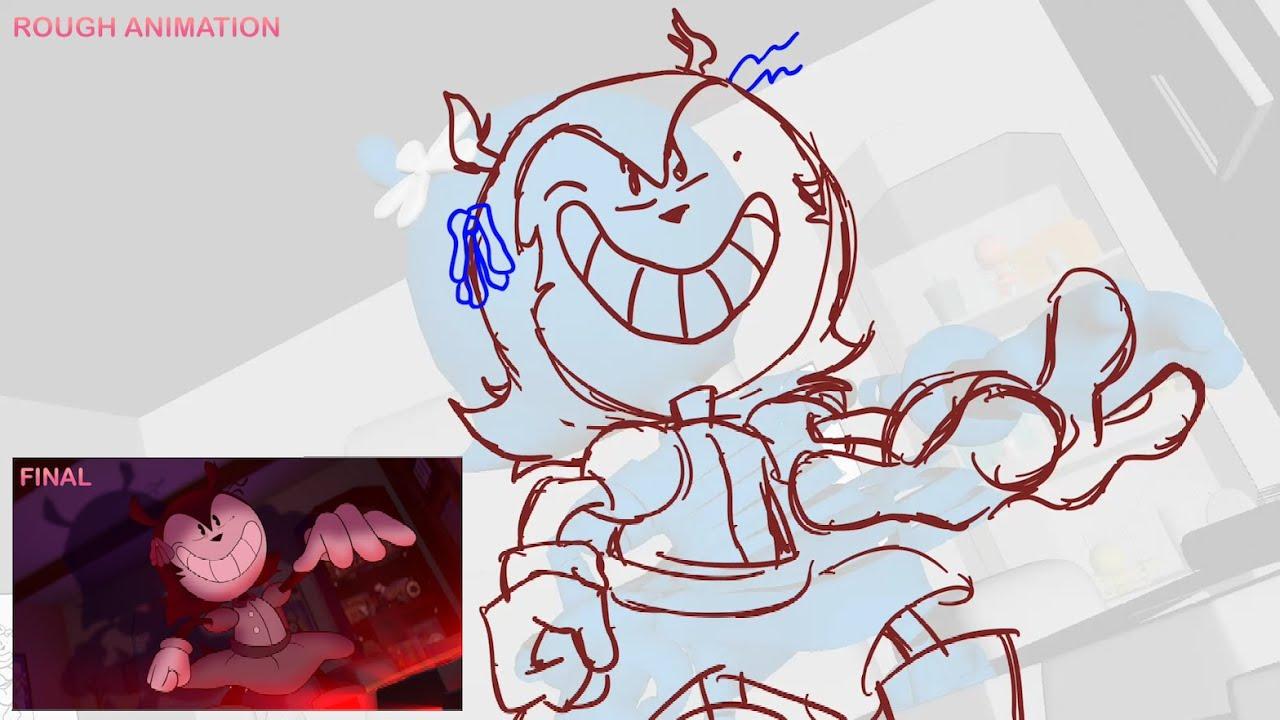 2D Animation Demo Reel ( 2021 ) ✰ Sabrina Vega