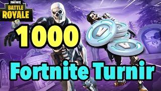 FORTNITE TOURNAMENT! | Prize 1000 Voodoo! | BALKAN FORTNITE