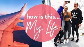 Day In The Life | Sezzy Surprise Meet-up | Perth Travels