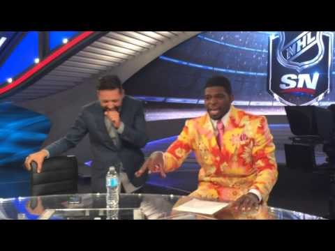 Gotta See It: Subban's hilariously accurate Don Cherry impression