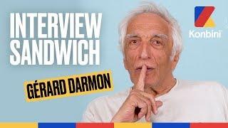 Gérard Darmon - Interview Sandwich