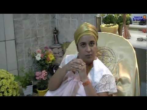 Programa Especial à Mamãe Oxum com Mãe Mônica Berezutchi - Rádio Toques de Aruanda
