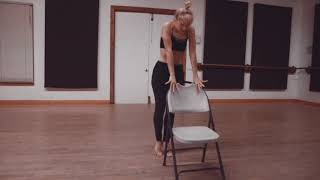 Marc Spaulding's Lyrical Jazz Choreography