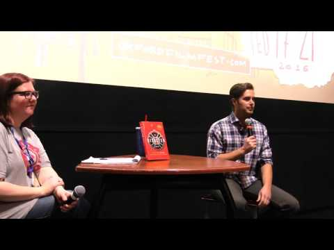 Download Youtube: Panel With Greg Sestero of The Room and Dude Bro Party Massacre III