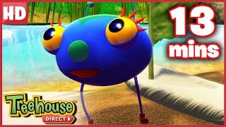 Miss Spider: Pitch and Itch - Ep.28A | HD Cartoons