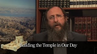 The Holy Temple: Man-Made or Heaven-Sent? Part 2 of 10