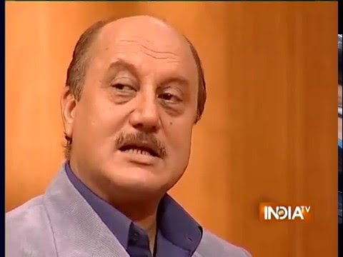 Anupam Kher in Aap Ki Adalat (Full Episode) - India TV