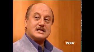 Anupam Kher in Aap Ki Adalat (Full Episode) - I...