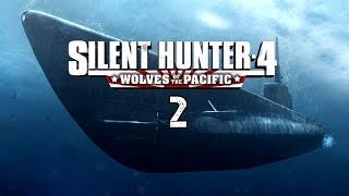 Silent Hunter 4: Wolves of the Pacific #2 - Powrціt, Drugi Patrol i Ciemnoе»ci (Gameplay PL Zagrajmy)