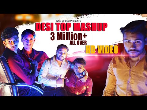 || Desi Top Mashup || Milan Goswami || DTM Team || Latest Haryanvi Mashup