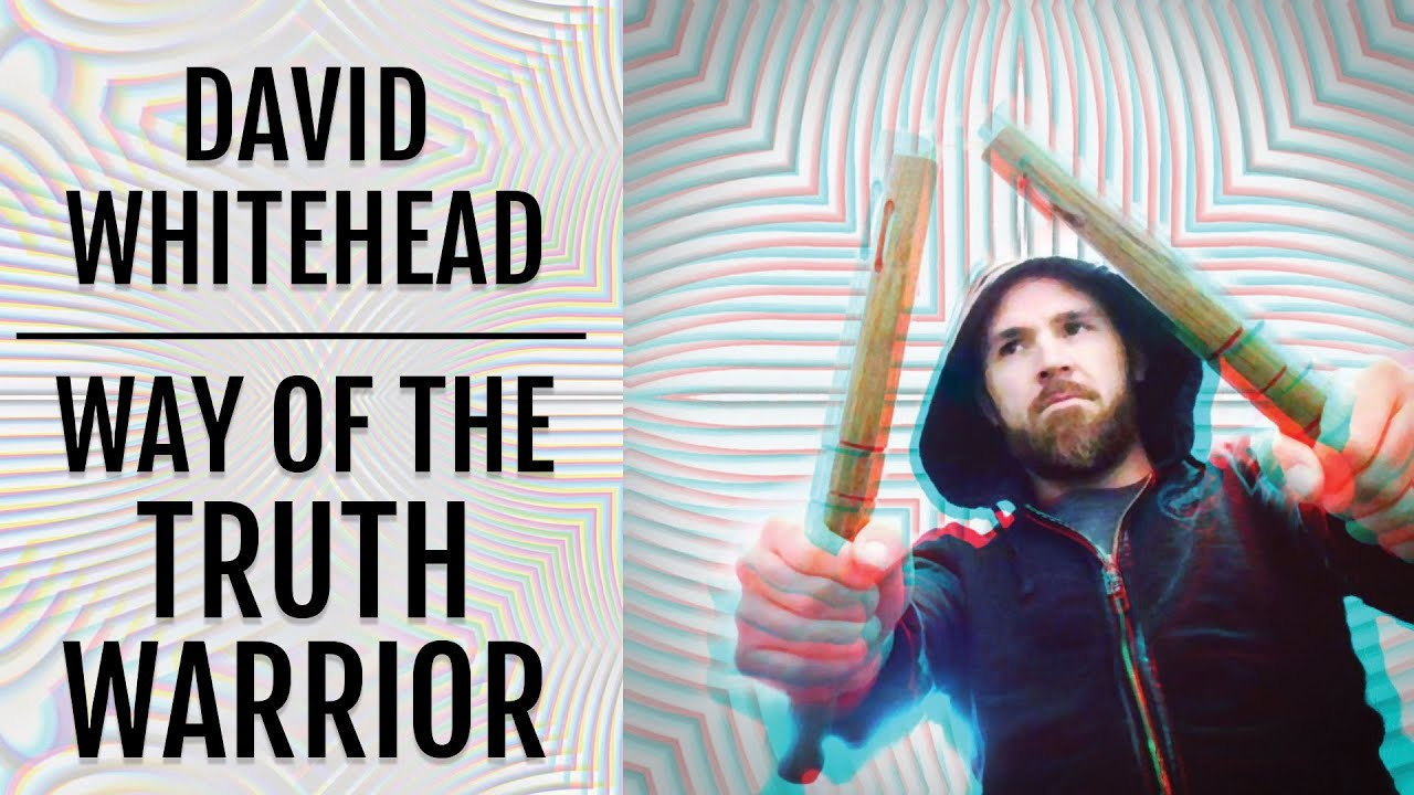 David Whitehead   Way Of The Truth Warrior: Becoming The Hero Archetype