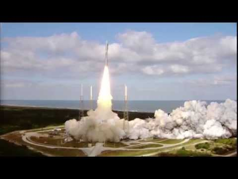 NASA's New Horizons Launches On Mission to Pluto