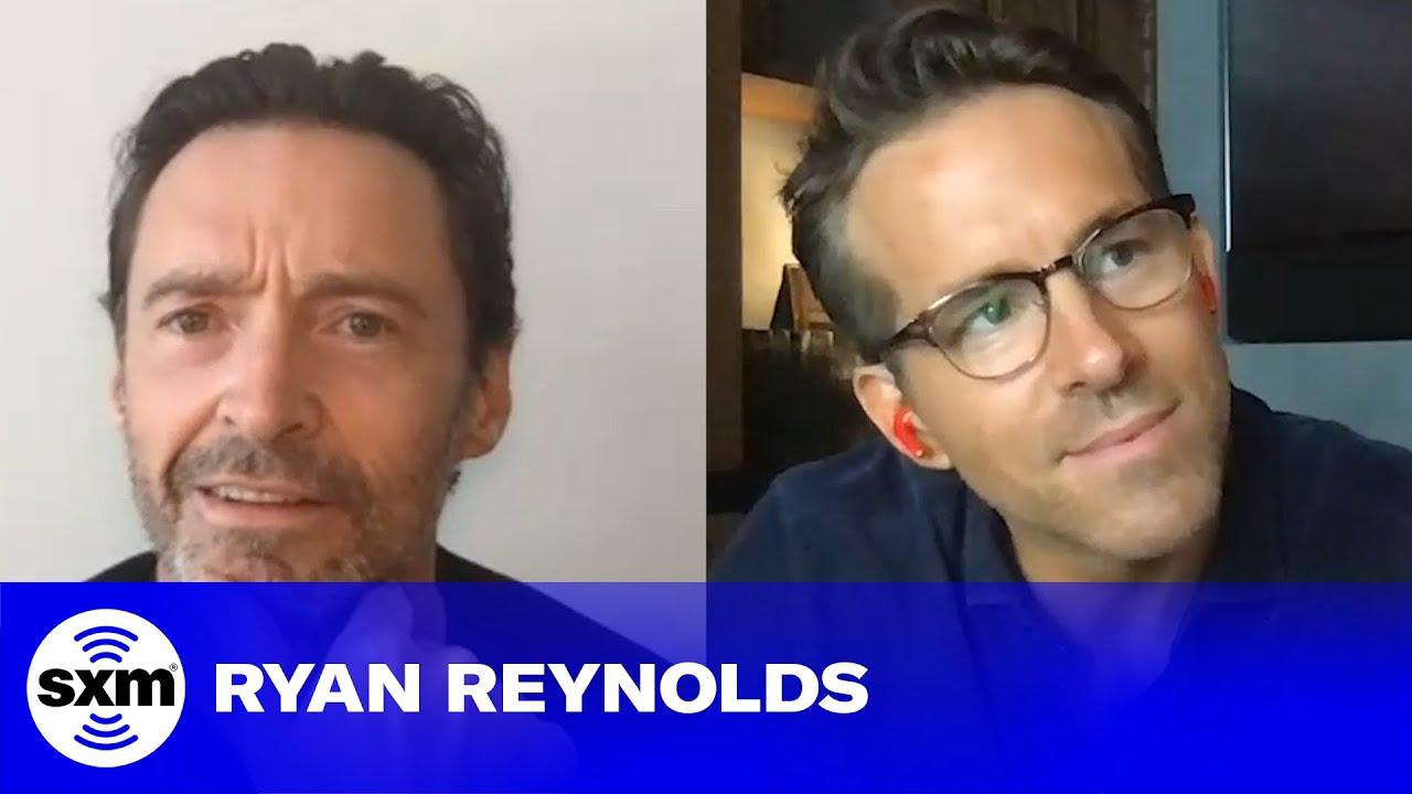 The Ryan Reynolds and Hugh Jackman Feud Continues