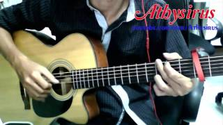 Ba Kể Con Nghe (fingerstyle) cover by Athysirus