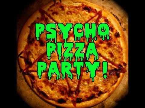 PSYCHO PIZZA PARTY! Episode 2: Travis Pates! (Part 2)