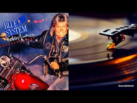 Blue System – Hello America (Vinyl, LP, Album) 1992.